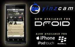 Penguins and Yinzcam, Inc. Launch Free Android Application…