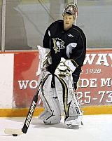 Penguins Recall Goaltender Thiessen from WBS