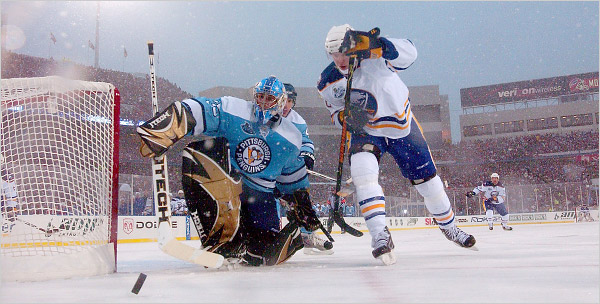 The Bridgestone NHL Winter Classic Comes to Pittsburgh