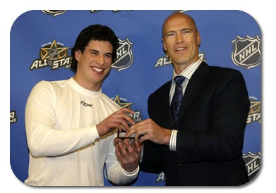 Crosby's Leadership On and Off the Ice Recognized by Messier Award