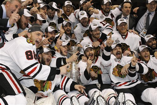 'Hawks Rebuild Turns Into Cup Title