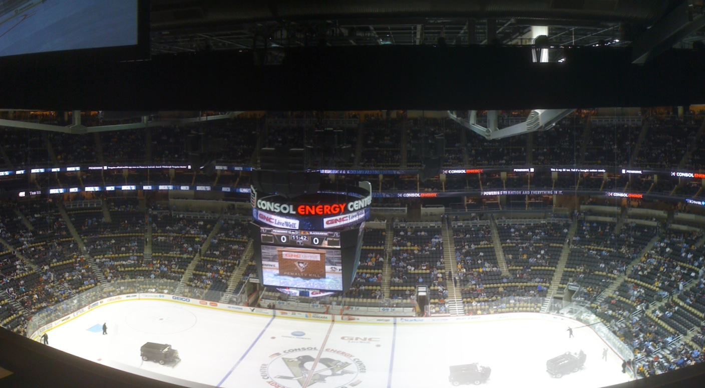 Penguins Knock Off Hawks 4-1 in Final Home Pre-Season Game…