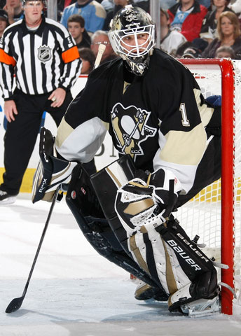 Pens v Sens… Live at the CONSOL Energy Center…
