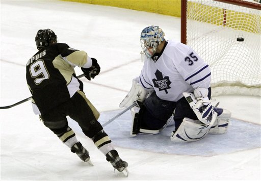 Penguins Limp Into Match-Up With Leafs…