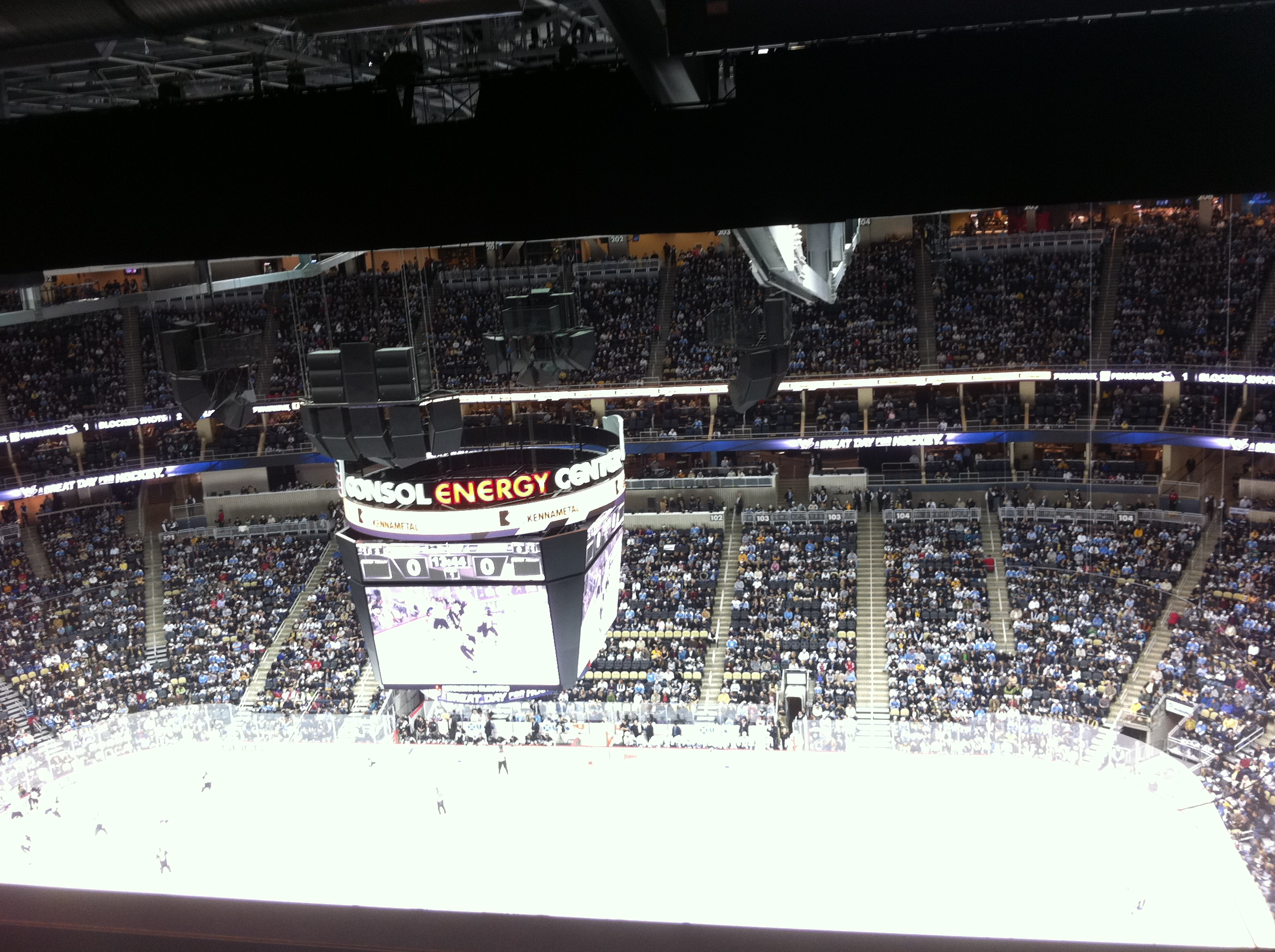 Penguins v Lightning – Live at the CONSOL Energy Center