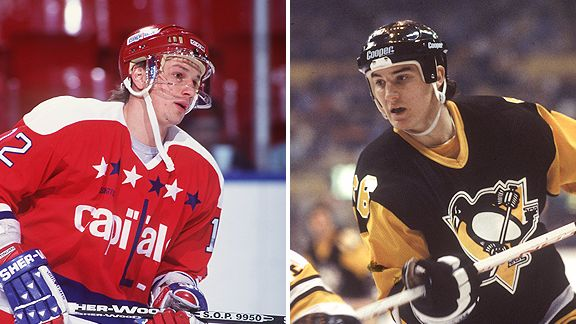 Lemieux, Bondra to headline Rosters for the Alumni Game