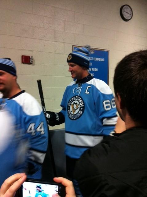 Lemieux impressed with Crosby's dominance