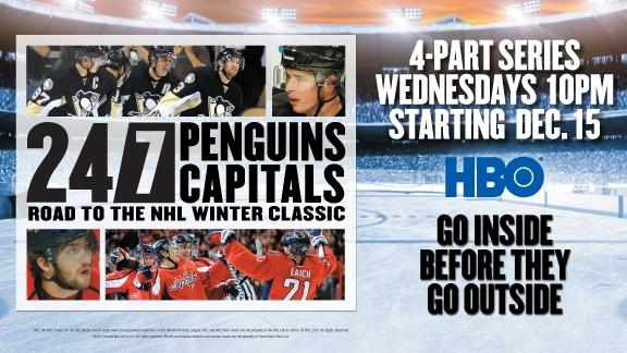 "HBO nails it again with ""24/7 Road to the Winter Classic"""