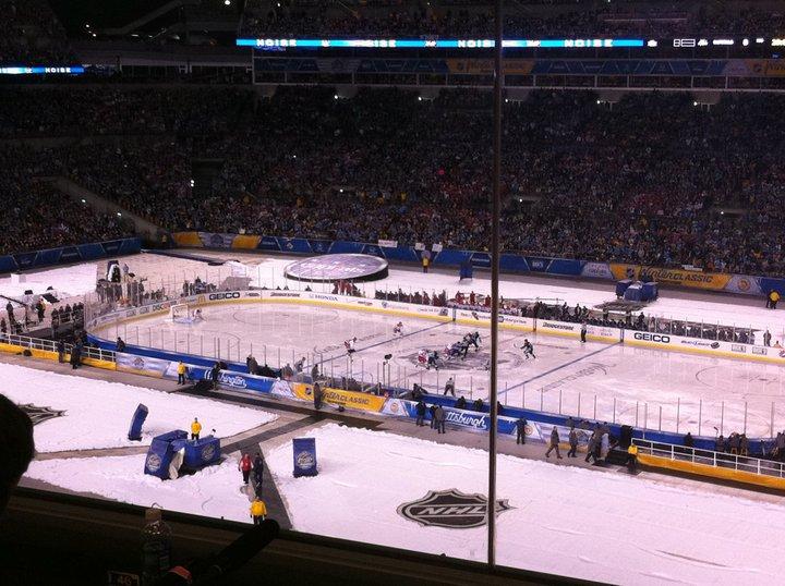 2011 Bridgestone NHL Winter Classic Most Watched Regular Season game in 36 years