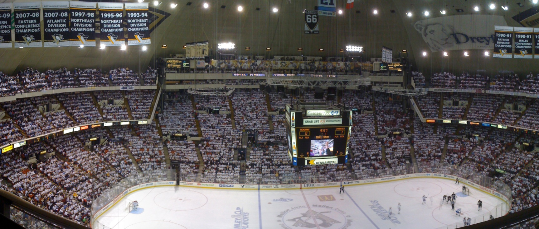 The Penguins Sell Out Every Game for the Fourth Straight Year…