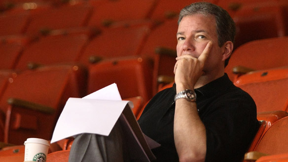 GVB Goes One-On-One with Penguins' General Manager Ray Shero