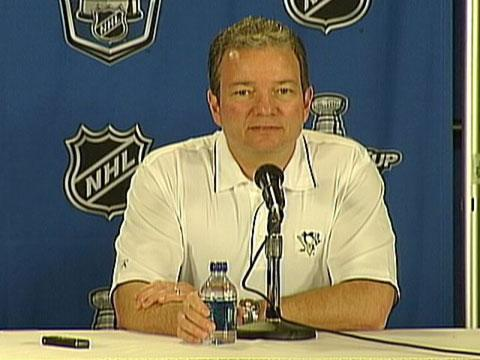 GVB goes one-on-one with Ray Shero – Playoff Edition