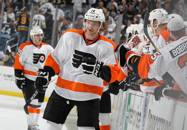 Scifo on the Pens: Pens again unable to protect lead against Flyers, Drop Game 2 8-5