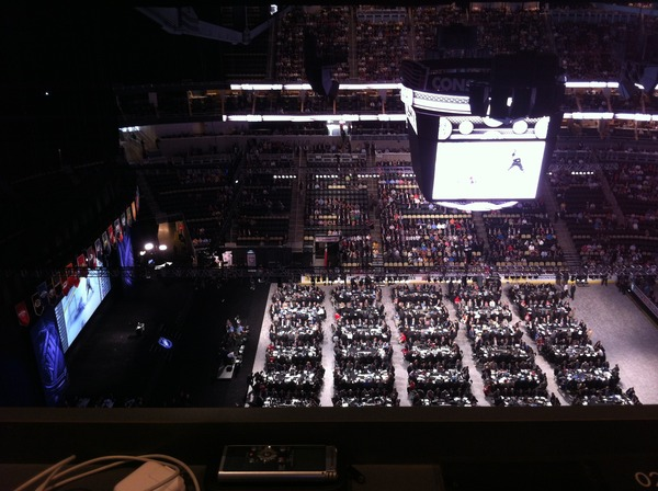 Diary of a Mad Metz: Volume Two – The 2012 NHL Entry Draft
