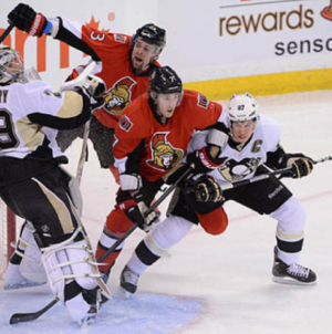 Sens and Pens; A Senators' Perspective