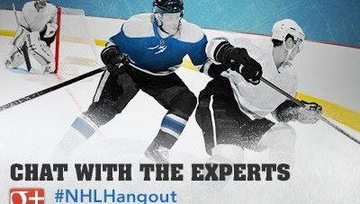 NHL Fantasy Hockey Google+ Hangout