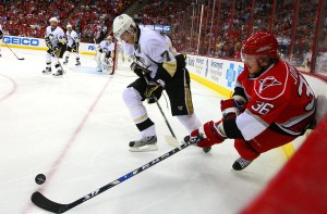 Pittsburgh Penguins v Carolina Hurricanes, Game Four