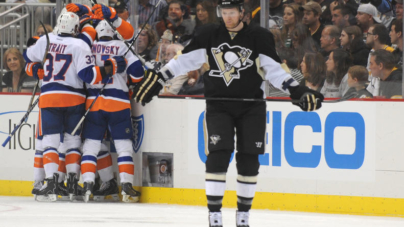 Scifo on the Pens: Okposo, Islanders ruin Crosby's comeback, tie series with 4-3 win