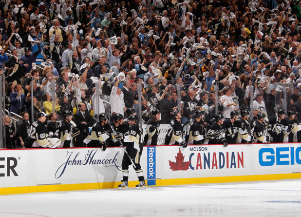 Scifo on the Pens: Penguins, Fleury roll past Islanders in playoff opener