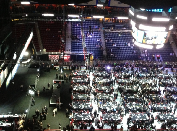 NHL Draft Live Blog — Updated Throughout