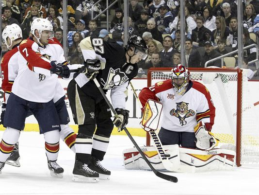 Scifo on the Pens – Panthers pound punchless Penguins, end franchise-record home winning streak
