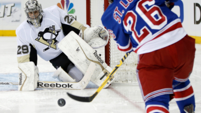 Scifo on the Pens – Rangers stave off elimination, rout Penguins in Game 5