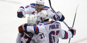 Scifo on the Pens – Brassard's OT winner helps Rangers finish Penguins in Game 1
