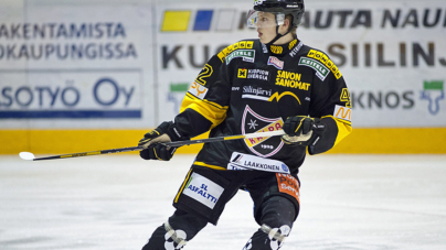 Penguins select Kasperi Kapanen with 22nd pick