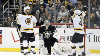 Scifo on the Pens – Bergeron scores twice, leads Bruins past Penguins in OT