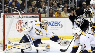 Scifo on the Pens – Hutton, Predators shut out inconsistent Penguins, 4-0