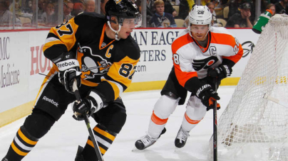 Scifo on the Pens – Crosby nets 300th career goal, but Flyers rally past sputtering Penguins