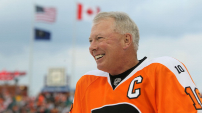 Bobby Clarke casts a stone at Keystone State Rival