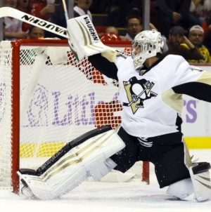 Updated: Penguins lose Greiss, Chorney, Martin and Comeau