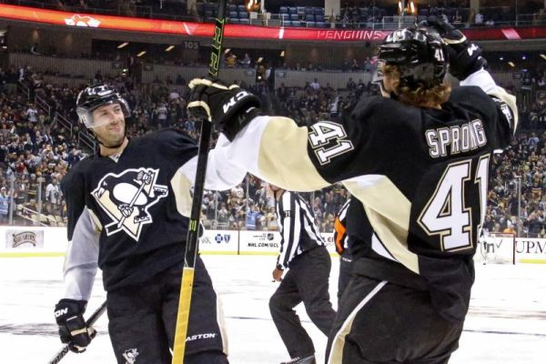 Scifo on the Pens – Malkin, Sprong help Pens break out, defeat Senators for first win of season