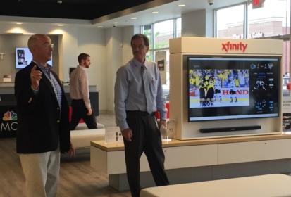 Comcast rolls out Xfinity X1 Sports App