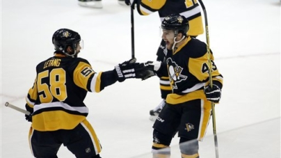 Conor Sheary continues to prove doubters wrong