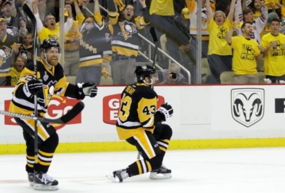 Can Penguins forward Conor Sheary thrive in top-line role for a full season?