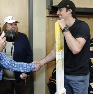 Thank you MAF – remembering the Flower as he moves on to Las Vegas