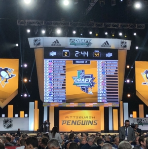 Penguins Director of Amateur Scouting Weighs in on 2018 Draft